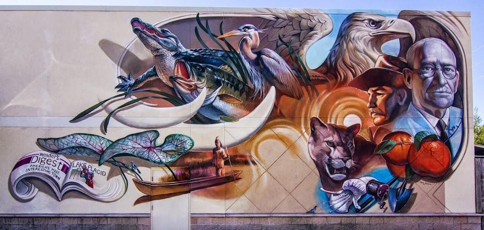 Celebrate LP mural_1